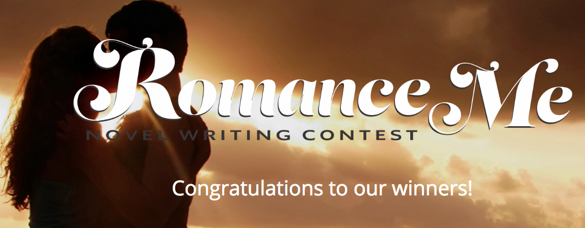 2nd Place Winner in the Romance.me Novel Contest!