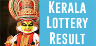 Kerala Lottery Result Today :Live Bhagyanidhi  BN 261 on 28-10-2016