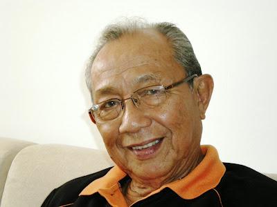 Datuk Aziz Satar Diserang Sakit Jantung Kini Dilaporkan Stabil