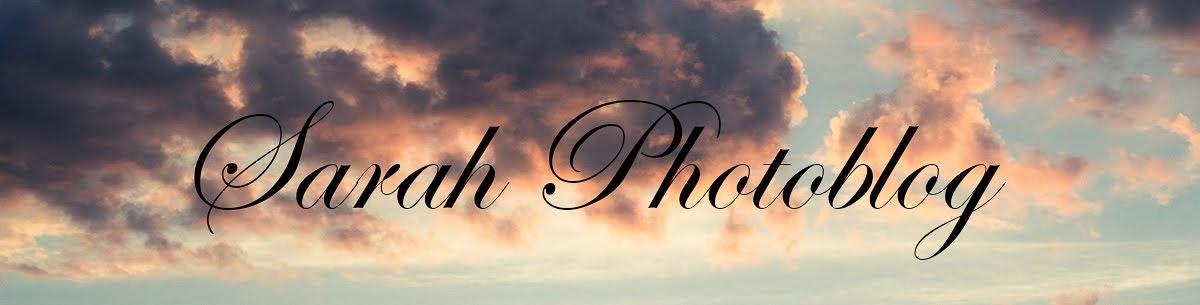 Sarah photoblog