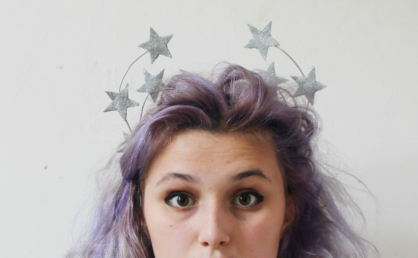 Ободок со звездочками своими руками
