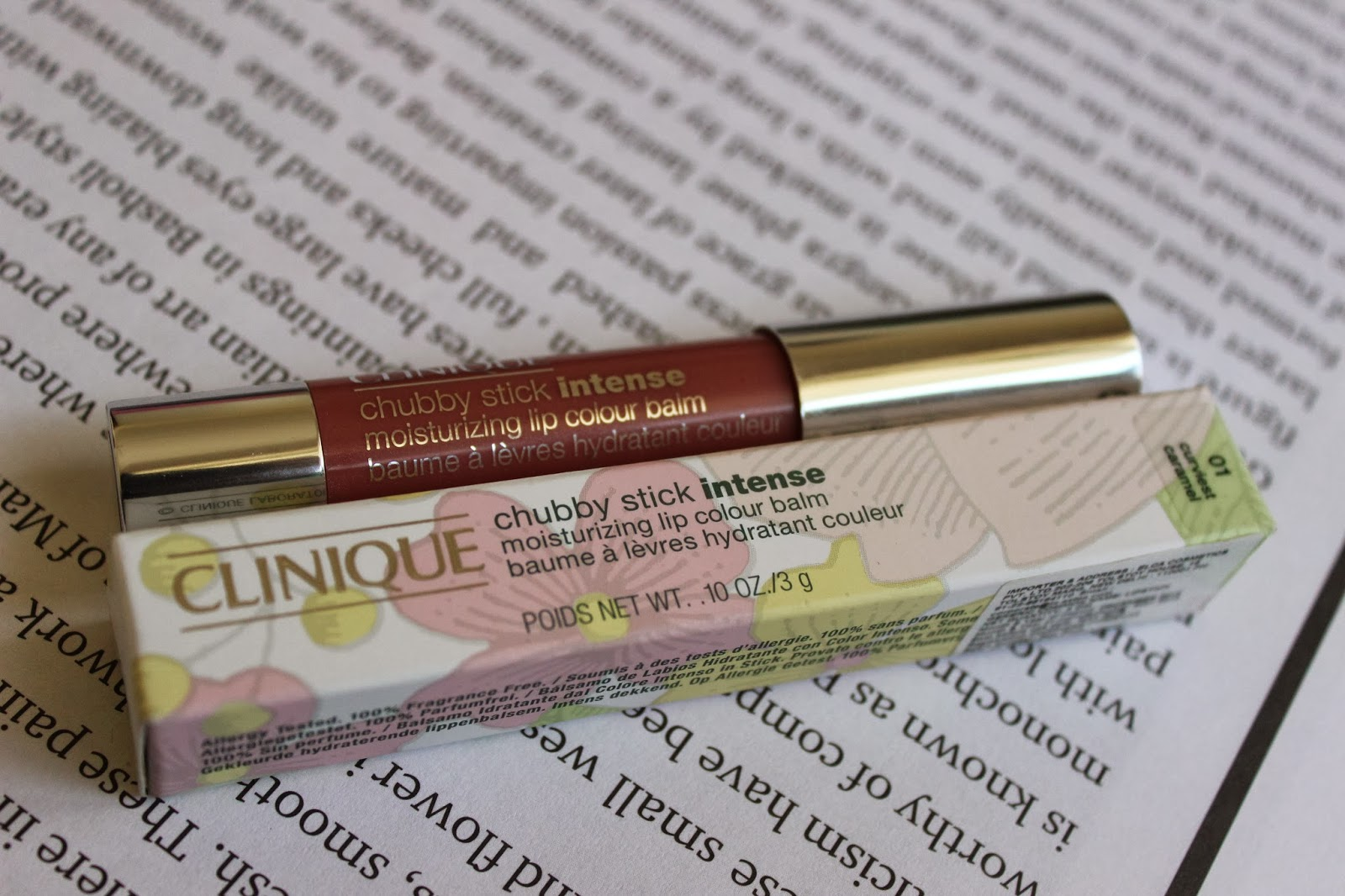 Clinique Lip Balm Intense