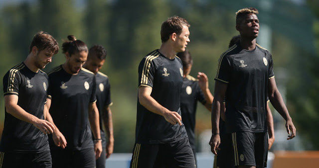 Juventus foi vice-campeã na última temporada da Liga dos Campeões (Foto: Marco Bertorello/AFP)