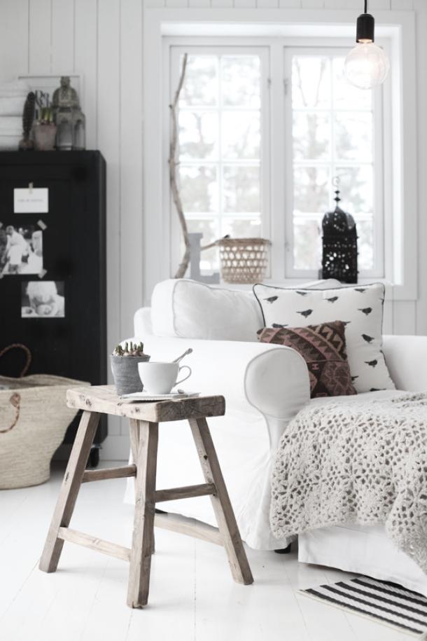 woonkamer inspiratie zwart wit lactatefo for
