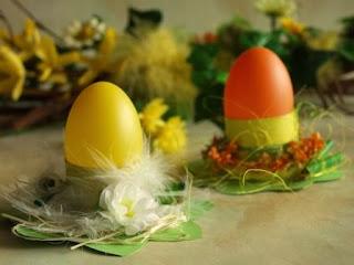 Пасхальные поделки. Как красить пасхальные яйца