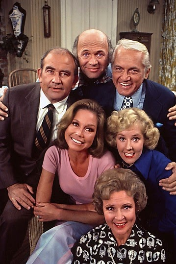 """The Mary Tyler Moore Show"" originally aired on CBS from 1970 to 1977."
