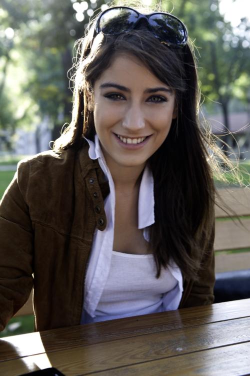Hazal Kaya 2013
