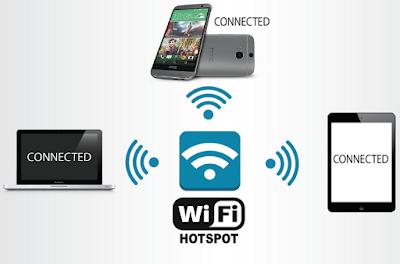 Cara Membuat Wifi Hostpot Di Hp Android