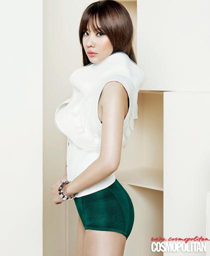Kim ah Joong Selca Kim ah Joong Goes Sexy For '