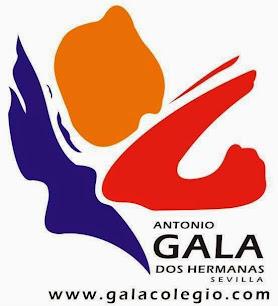 Facebook del Colegio Antonio Gala.