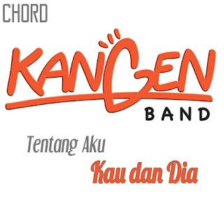 Lirik dan Chord(Kunci Gitar) Kangen Band ~ Tentang Aku Kau dan Dia (Usai Sudah)