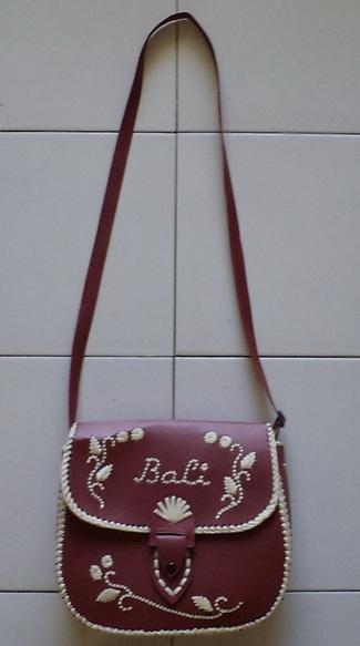 Oleh Oleh Bali Online Tas Kulit Asli Bali