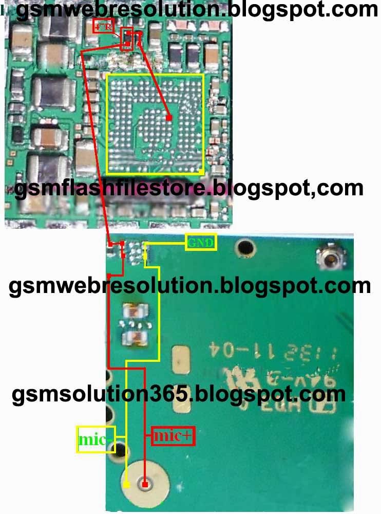 Nokia C2-01 Mic Ways Problem 100% Solution  MOBILE SOLUTION PICTURE