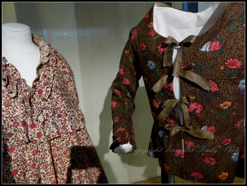 1790 Toile de Jouy clothes