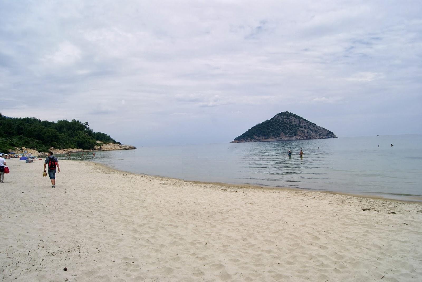 Paradise Beach, Thassos
