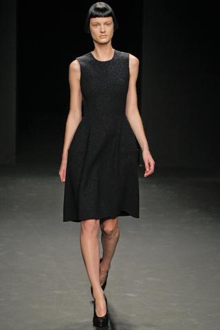Princess Seams Calvin Klein Fall 2012
