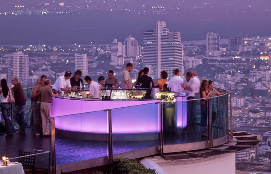 Passion For Luxury : Lebua's Sky Bar ,the best view of ...
