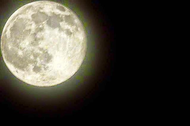 July 2015 Full Moon