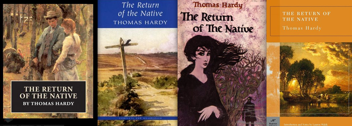 an analysis of thomas hardys return of the native Return of the native study guide contains a biography of thomas hardy, literature essays, quiz questions, major themes, characters, and a full summary and analysis.