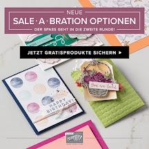 SALE - A - BRATION 2018 - neue Produkte