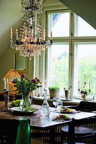 Dining room ideas/lulu klein