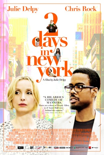 2 Days in New York 2012 Bioskop