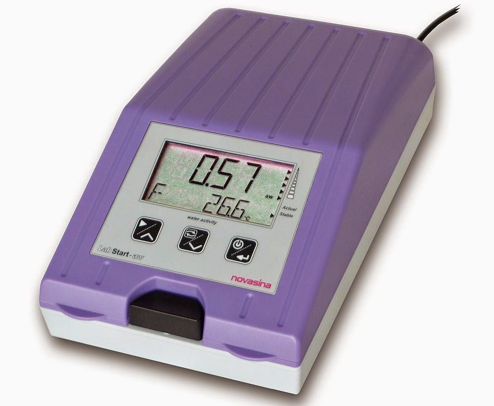 Máy đo hoạt tính nước aw trong sữa thực phẩm thuốc mỹ phẩm thức ăn chăn nuôi