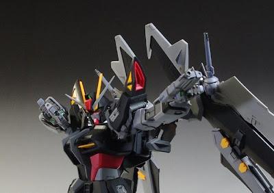 MG Strike Noir Gundam wallpaper
