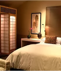 decoración dormitorio feng shui