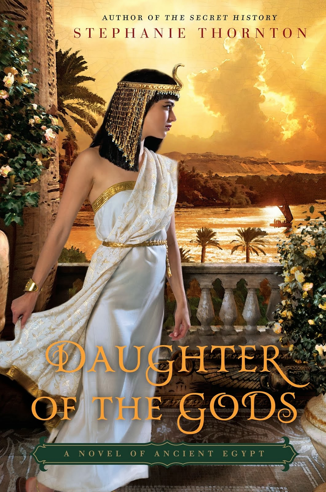 Pre-Order DAUGHTER OF THE GODS (Available May 6, 2014)
