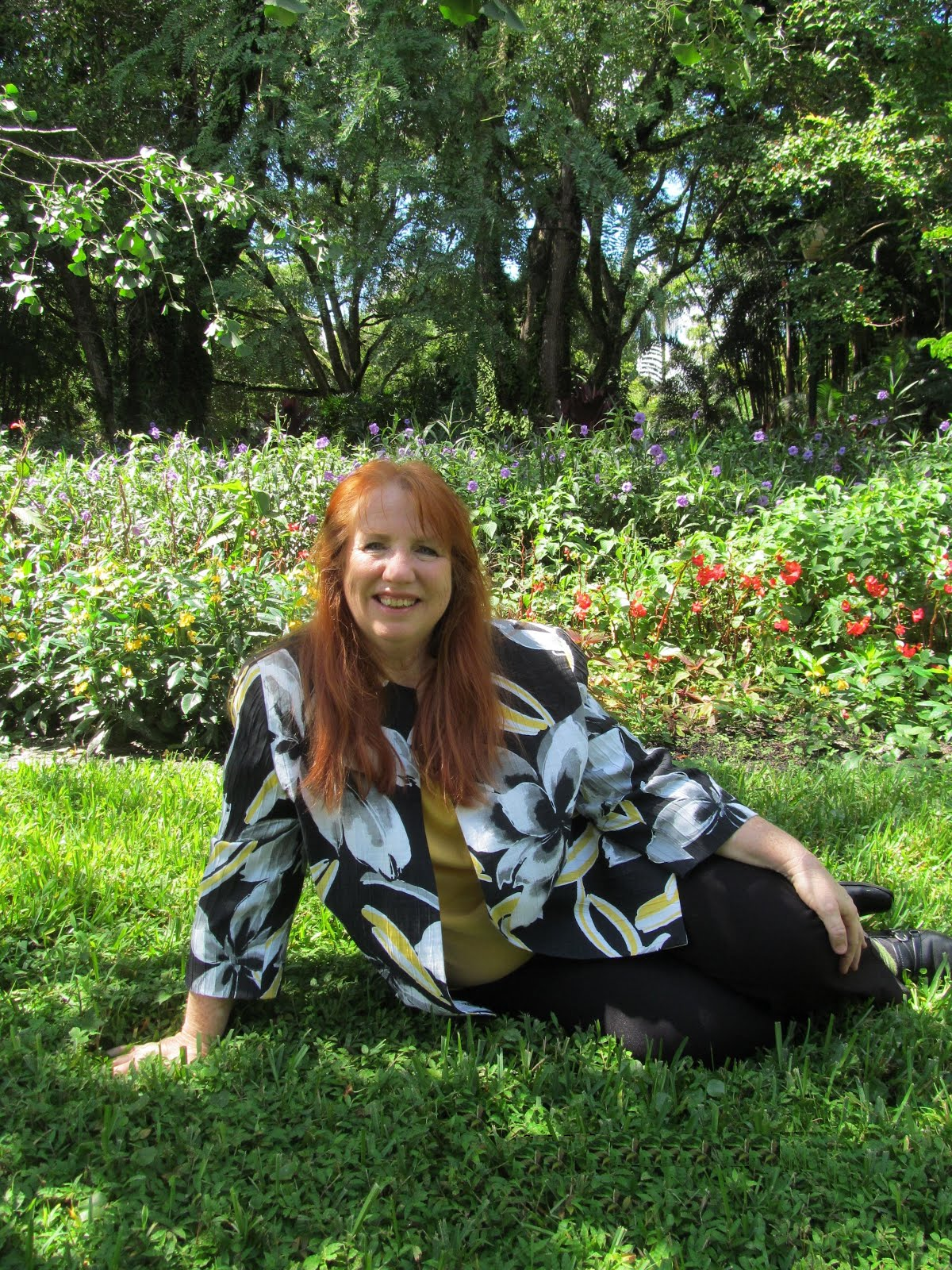 Teresa Watkins, Garden expert, Author, Landscape designer, Horticulturist, Environmental Consultant