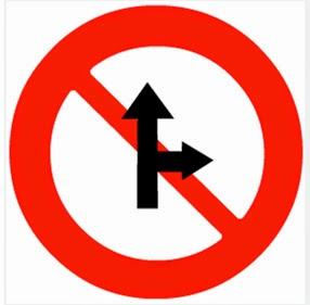 Biển báo cấm