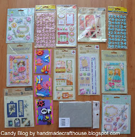 Blog Candy- ends 3-28-2011