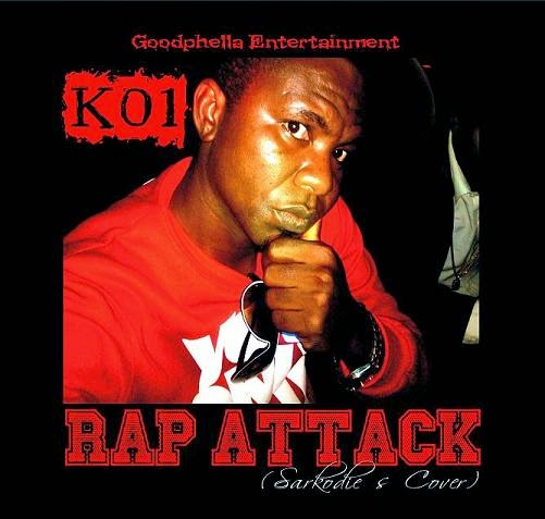 [HOTT] K01 - Rap Attack (Sarkodie's Cover)