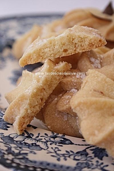 Uso manga para hacer galletas