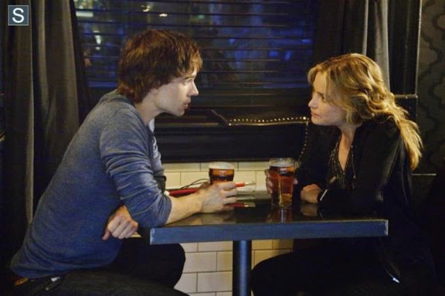 Covert Affairs - Embassy Row - Review
