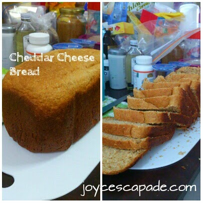how to make cheese bread in a bread maker