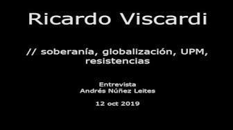 soberanía, globalización, UPM, resistencias