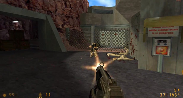 Игры скачать half life
