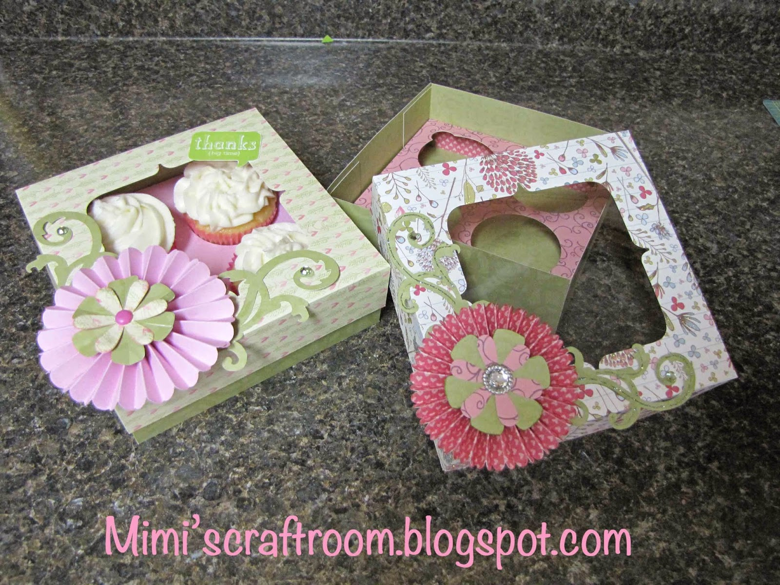 Mimis Craft Room Sweet Tooth Boxes in Design Space