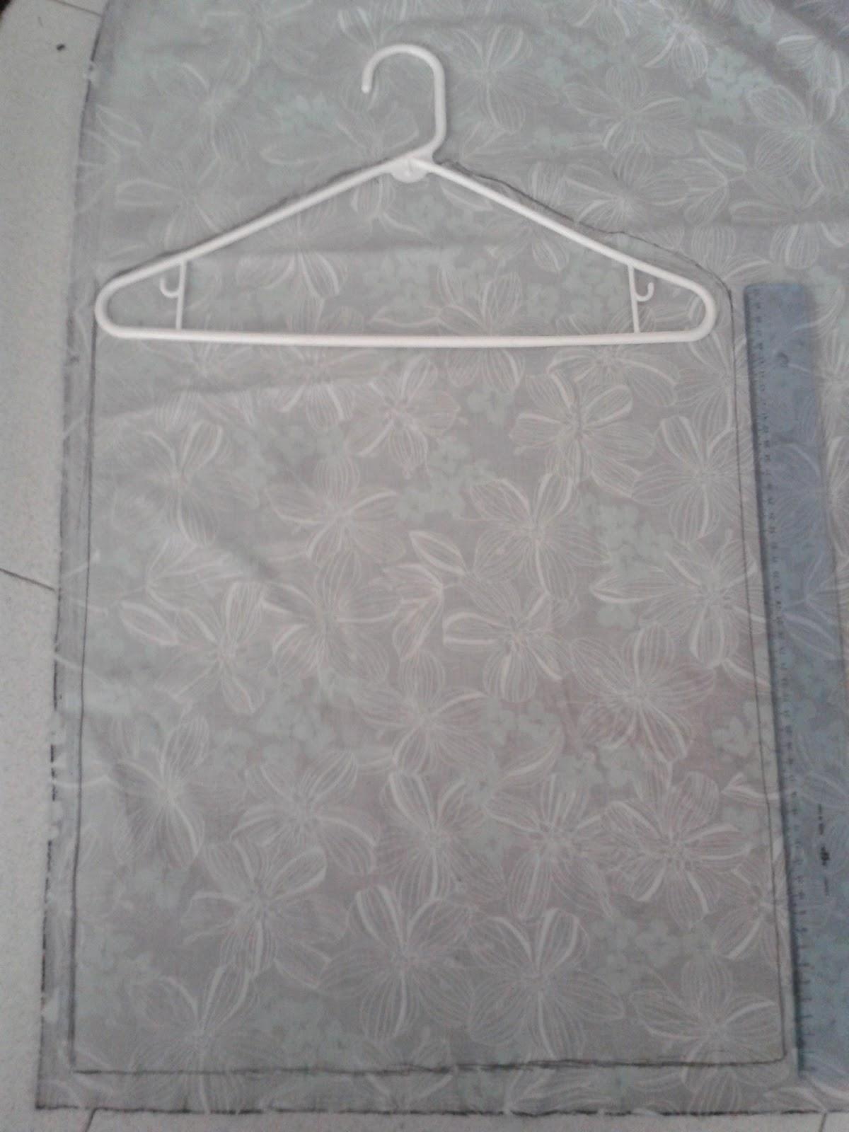 Brenka dise o moda abril 2013 - Zapatero de tela para colgar ...