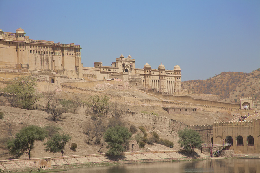 Jaipur-Amer-Fort-View