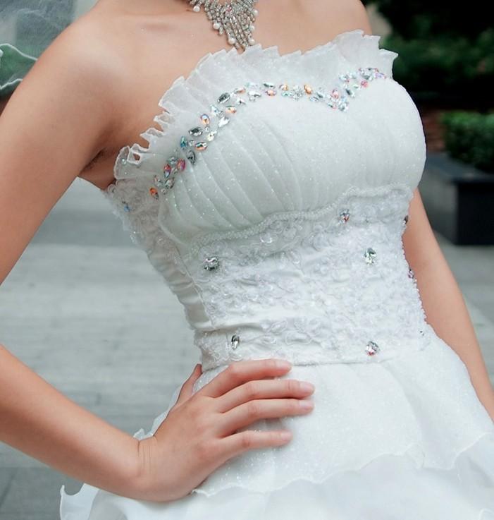 Fantasy Wedding Gowns | Wedding Dress Necklines | Princess Wedding ...