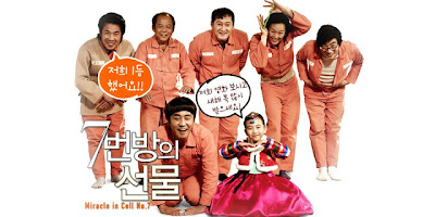 Kisahromance, Film Korea, Miracle in Cell No. 7