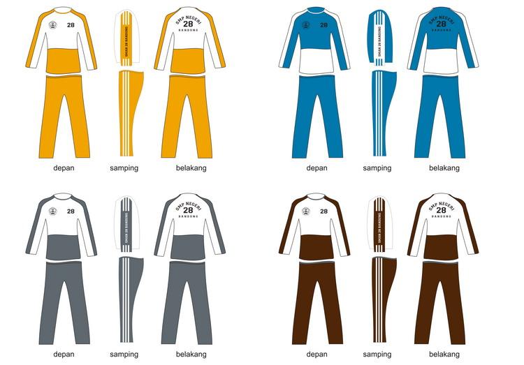 Download image Pictures Of Kaos Olahraga Model Desain Pakaian Contoh ...
