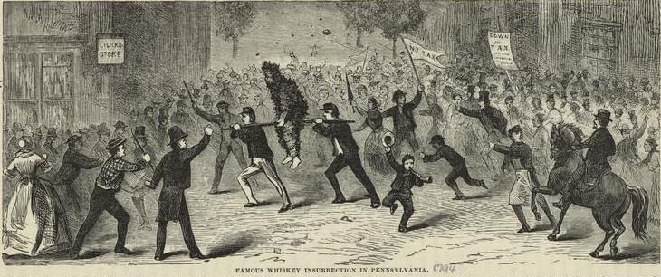 the british riots i have