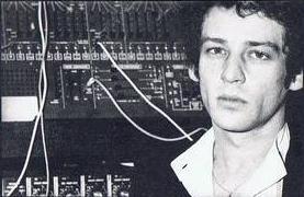 El guitarrista electrónico Richard Pinhas, una de las figuras clave de la escena de música electrónica francesa en los años 70