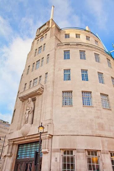 BBC House, London, England