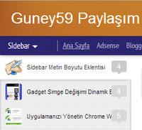 Guney59 Paylaşım Dinamik Blogger