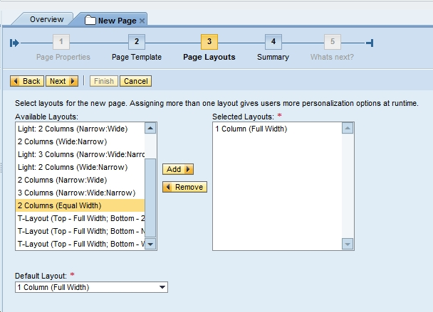 How to create a Page in SAP EP onlysapep.blogspot.in only sap ep  blogspot